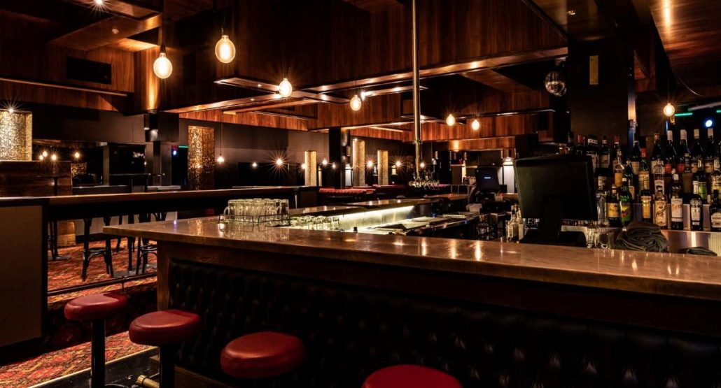 Cellar Bar Private Function Space at Newmarket St Kilda